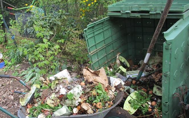 Kompost i haven